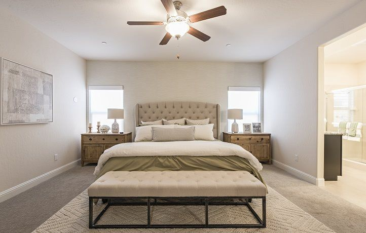 Bedroom featured in the Duke By Lennar in Bakersfield, CA