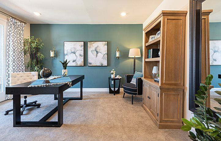 Living Area featured in the Countess By Lennar in Bakersfield, CA