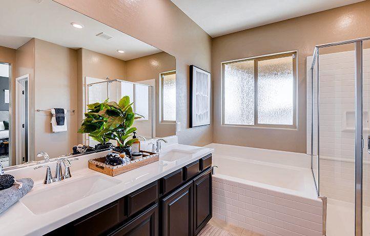 Bathroom featured in the Lynn By Lennar in Las Vegas, NV