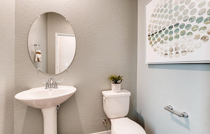 Bathroom featured in the Springfield By Lennar in Las Vegas, NV