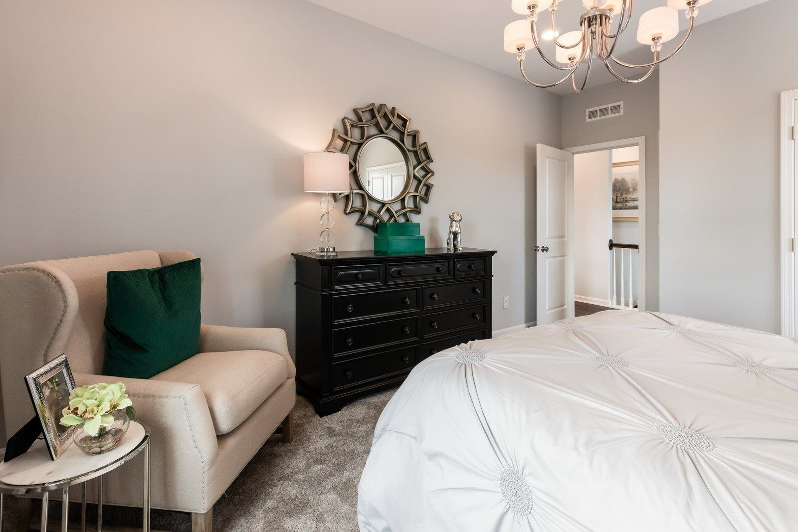 Bedroom featured in the Landrum III By Lennar in Raleigh-Durham-Chapel Hill, NC