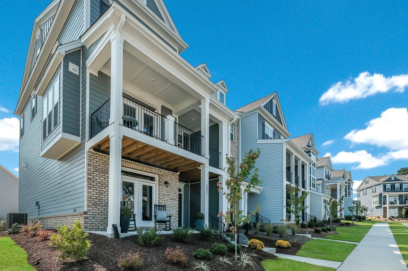 Exterior featured in the Gibbons By Lennar in Raleigh-Durham-Chapel Hill, NC