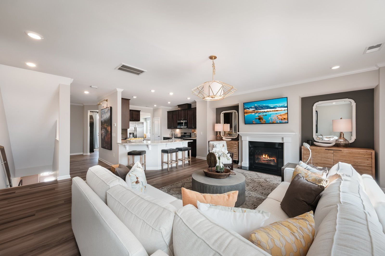 Living Area featured in the Gibbons By Lennar in Raleigh-Durham-Chapel Hill, NC