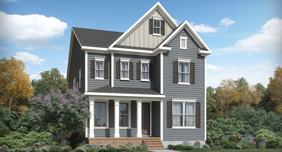 Exterior featured in the Victoria By Lennar in Raleigh-Durham-Chapel Hill, NC