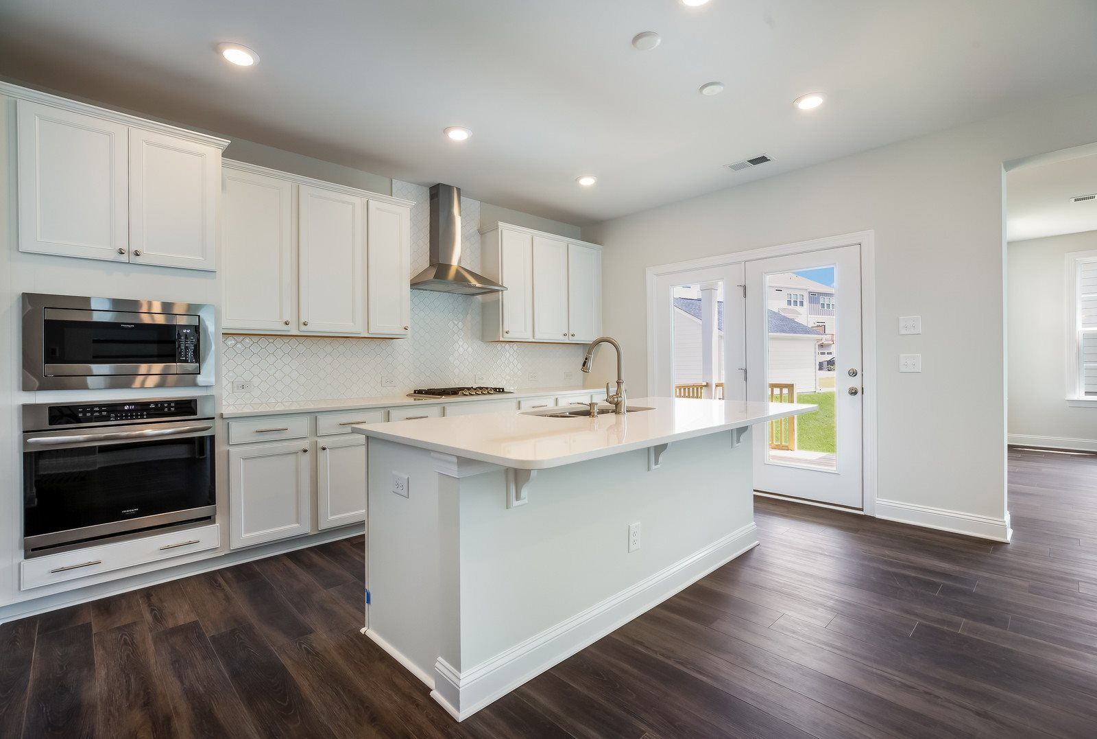 Kitchen featured in the Parnell By Lennar in Raleigh-Durham-Chapel Hill, NC
