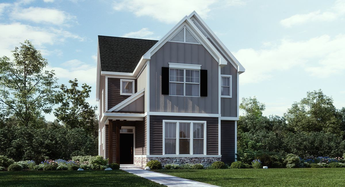 Exterior featured in the Walker By Lennar in Raleigh-Durham-Chapel Hill, NC