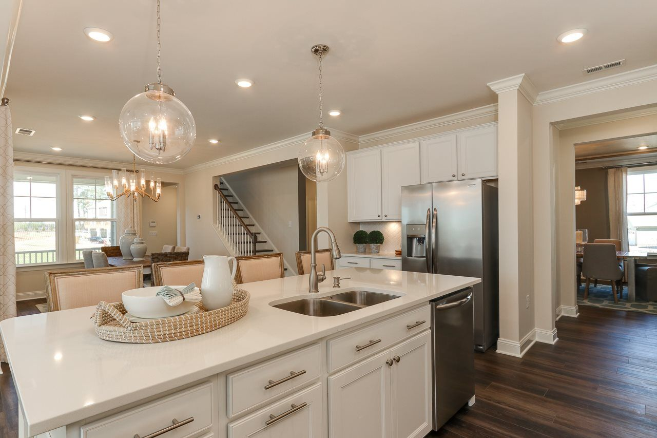 Kitchen featured in the Huntley By Lennar in Raleigh-Durham-Chapel Hill, NC