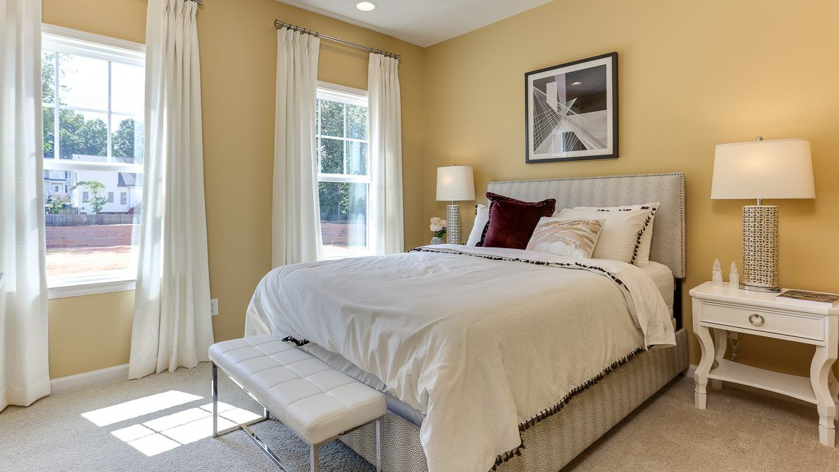 Bedroom featured in the Edison II By Lennar in Raleigh-Durham-Chapel Hill, NC