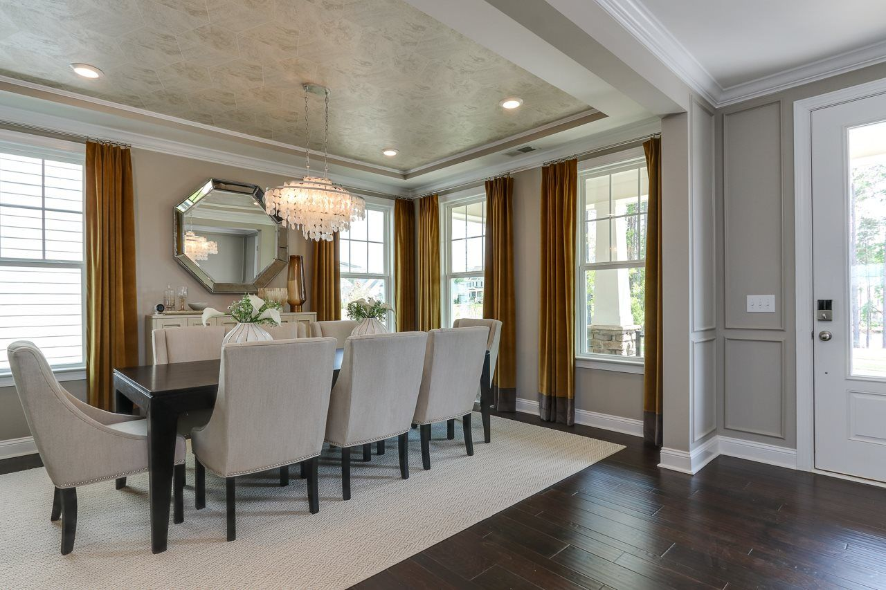 Living Area featured in the Monaco II By Lennar in Raleigh-Durham-Chapel Hill, NC