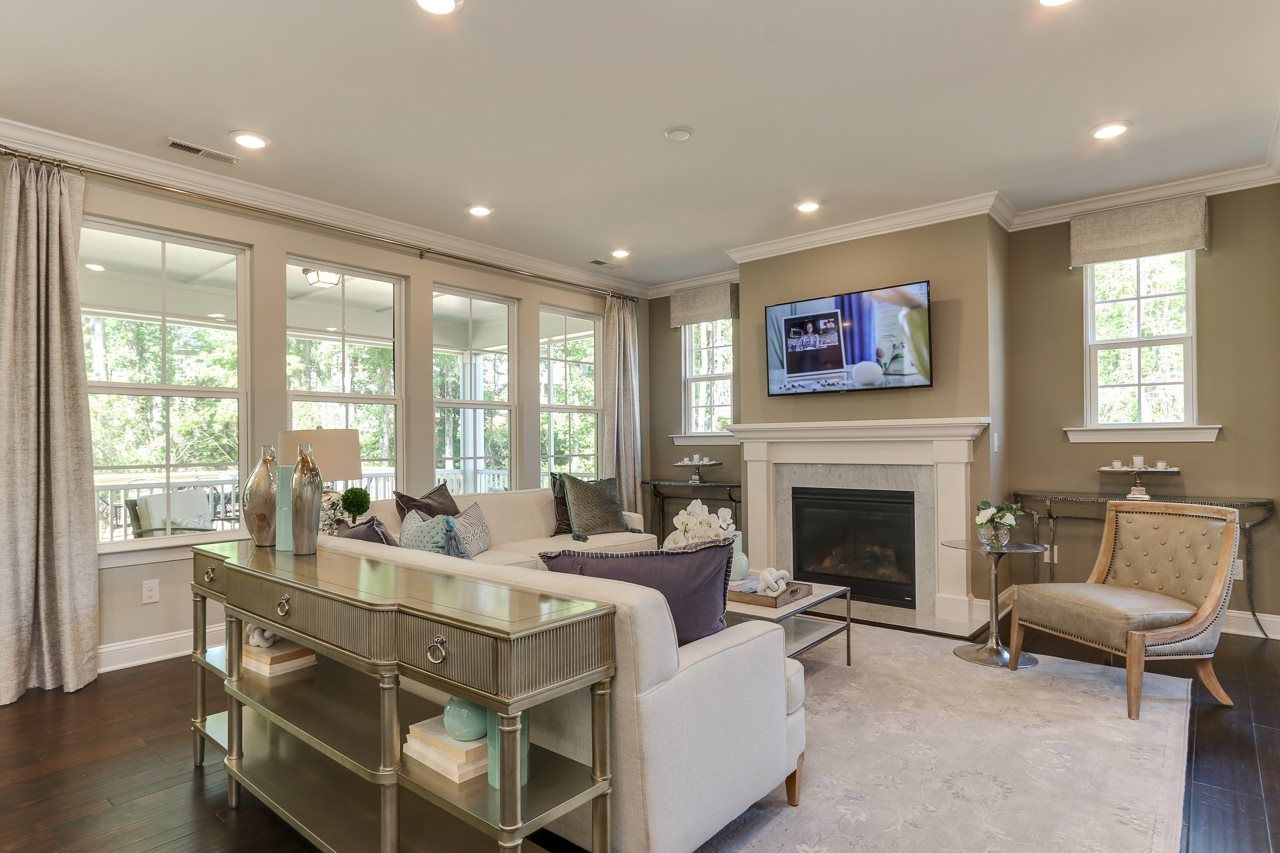 Living Area featured in the Galvani II By Lennar in Raleigh-Durham-Chapel Hill, NC