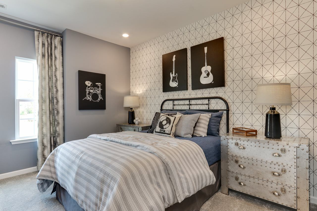 Bedroom featured in the Galvani II By Lennar in Raleigh-Durham-Chapel Hill, NC