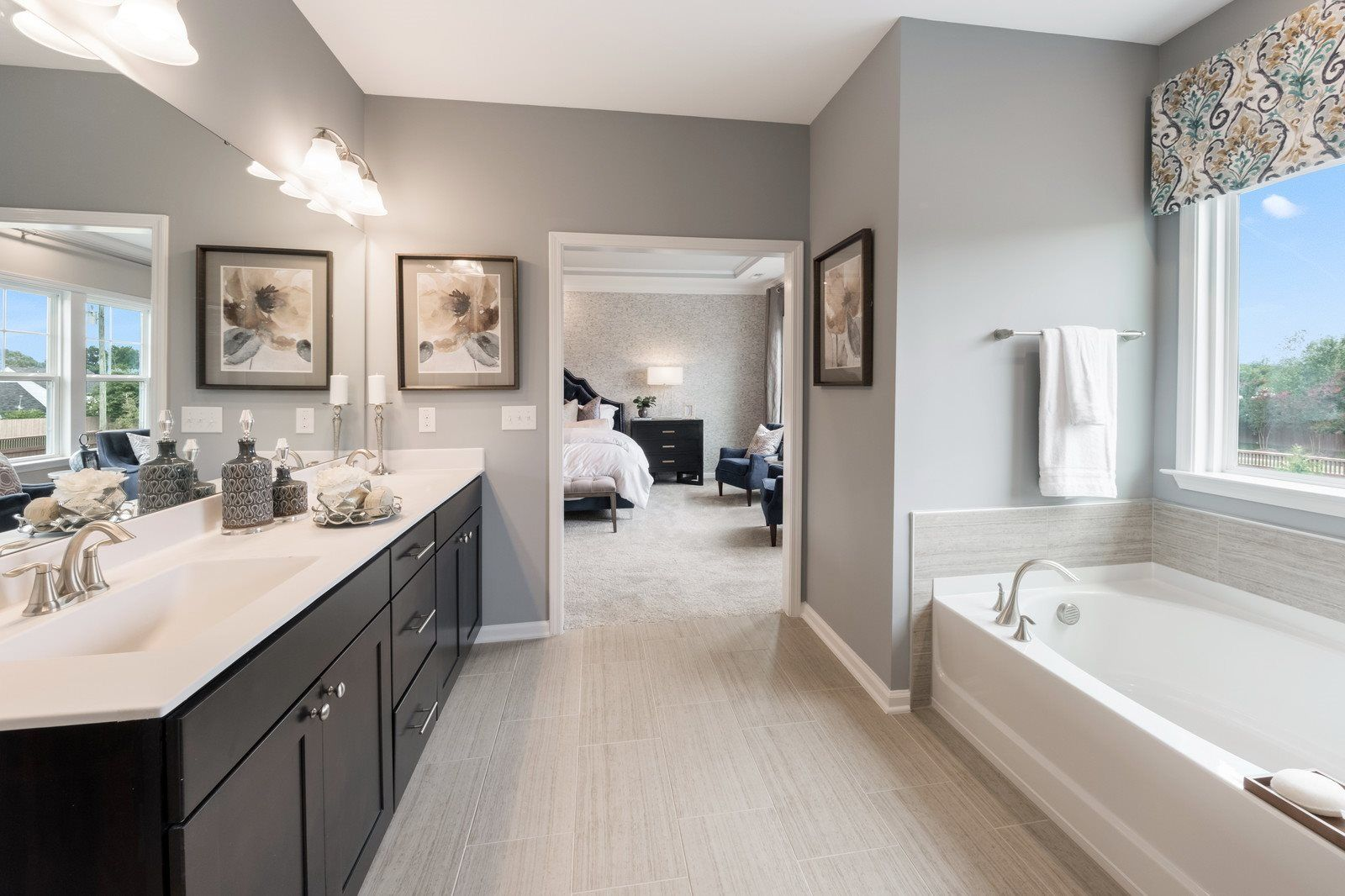 Bathroom featured in the Marlette III By Lennar in Raleigh-Durham-Chapel Hill, NC