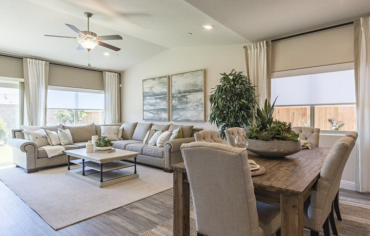 Living Area featured in the Duke By Lennar in Fresno, CA