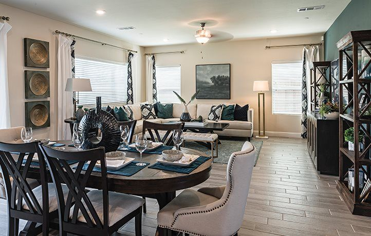Living Area featured in the Countess By Lennar in Fresno, CA