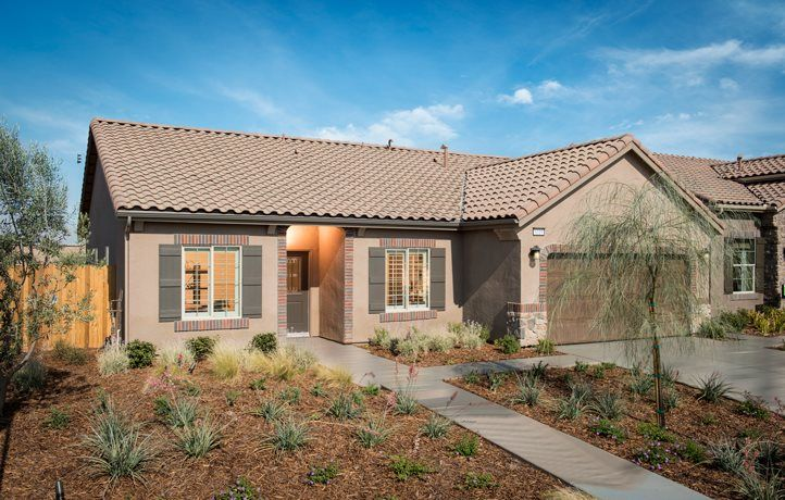Exterior featured in the Torrey By Lennar in Fresno, CA