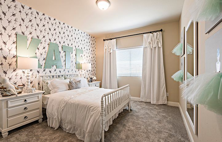 Bedroom featured in the Ponderosa By Lennar in Fresno, CA