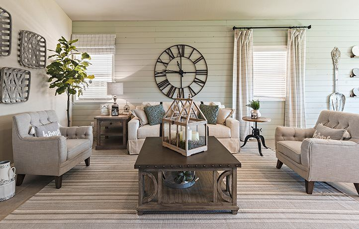 Living Area featured in the Ponderosa By Lennar in Fresno, CA