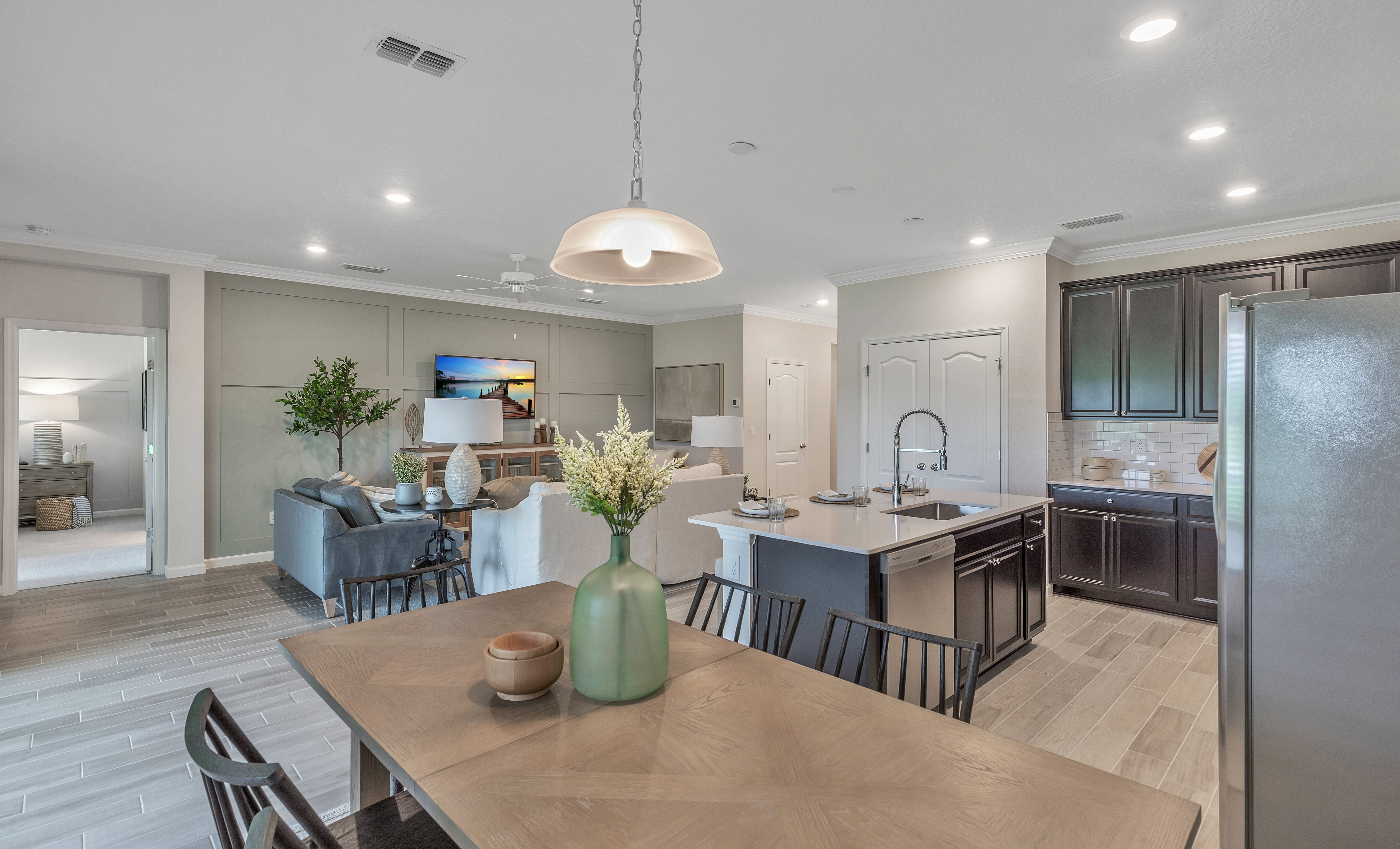 Kitchen featured in the INDEPENDENCE By Lennar in Jacksonville-St. Augustine, FL