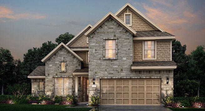 2315 Keystone Ridge Lane (Pine Valley)