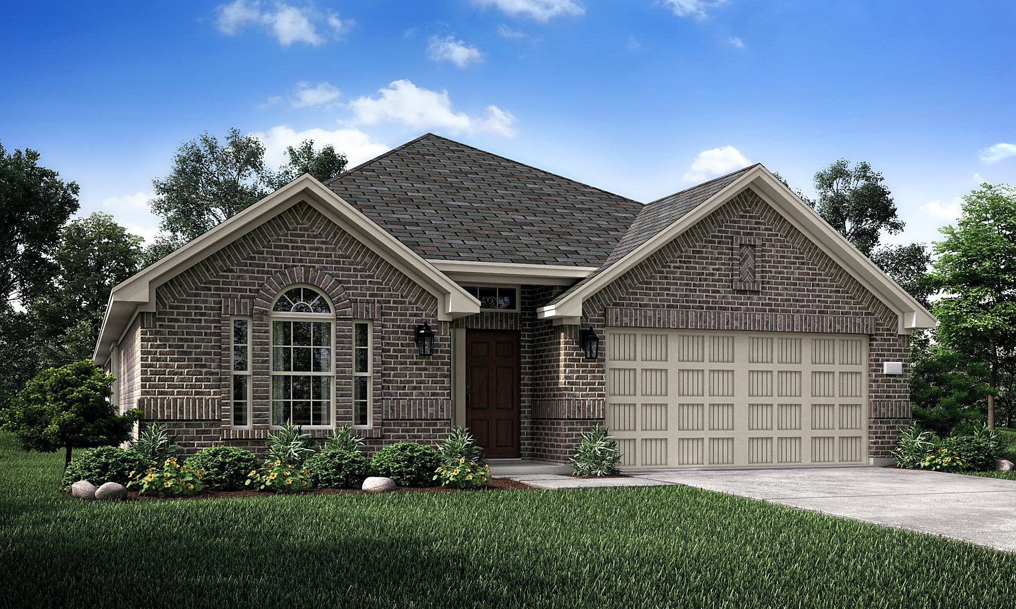 Exterior featured in the Onyx By Lennar in Dallas, TX