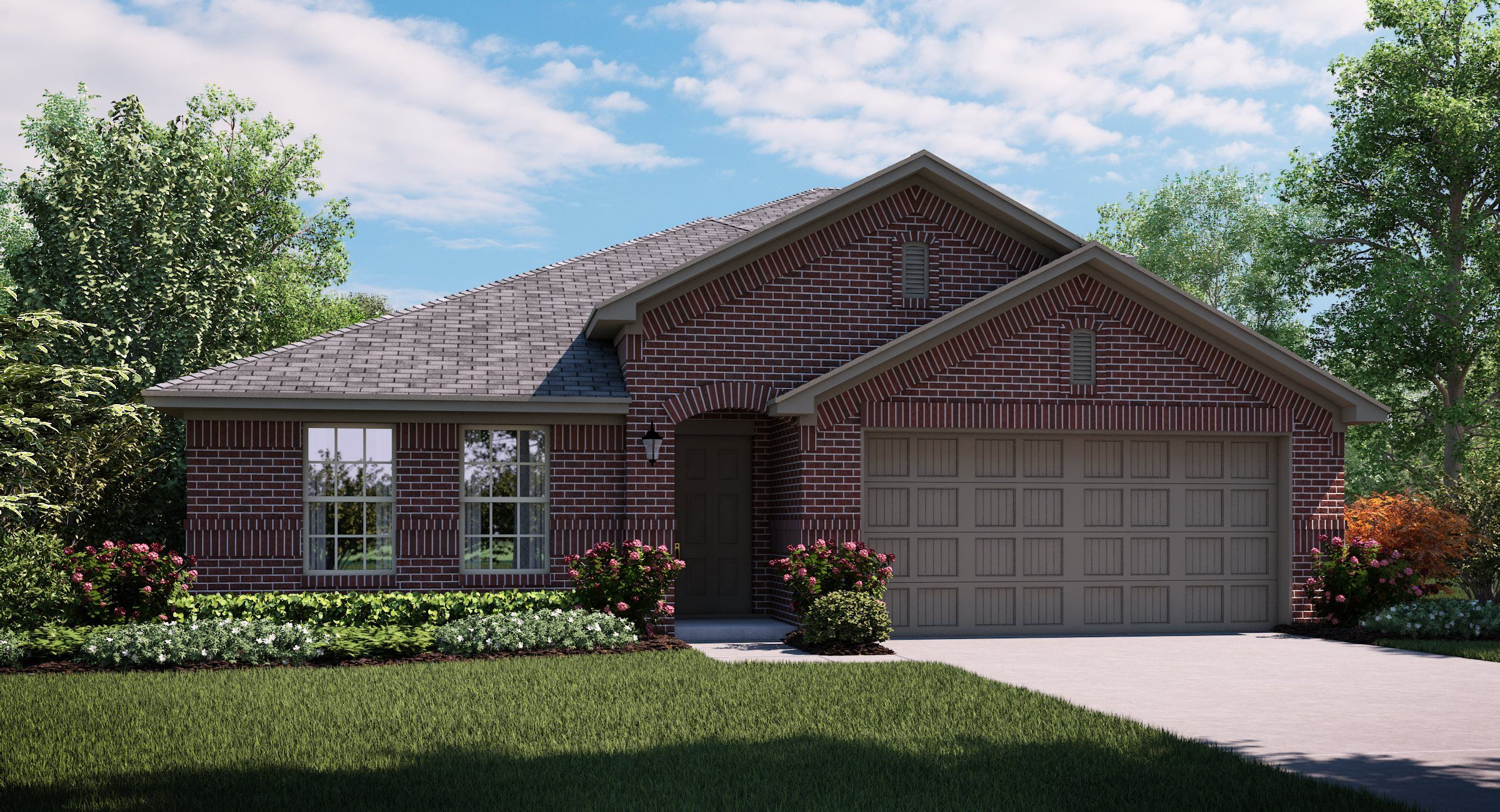 Exterior featured in the Daylily By Lennar in Fort Worth, TX