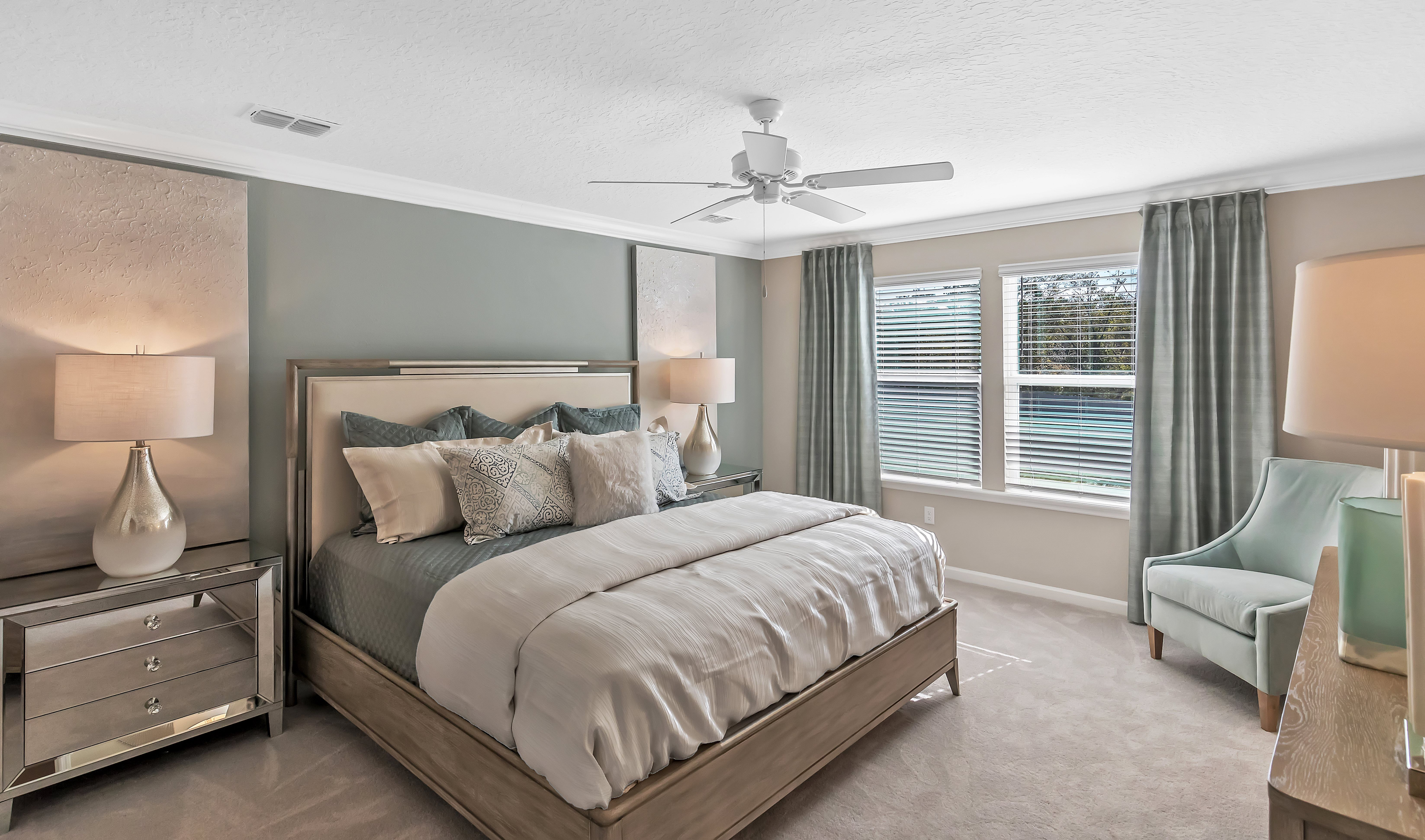 Bedroom featured in the TRUMAN By Lennar in Jacksonville-St. Augustine, FL