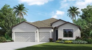 Tivoli - Portico - Manor homes: Fort Myers, Florida - Lennar