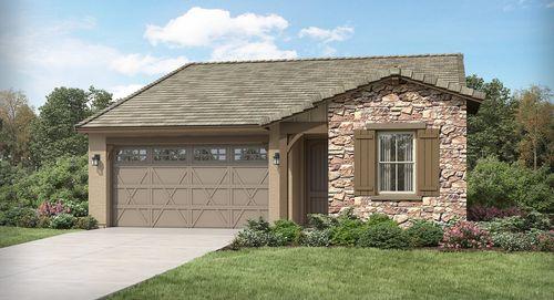Blue Horizons - Arbor Village by Lennar in Phoenix-Mesa Arizona