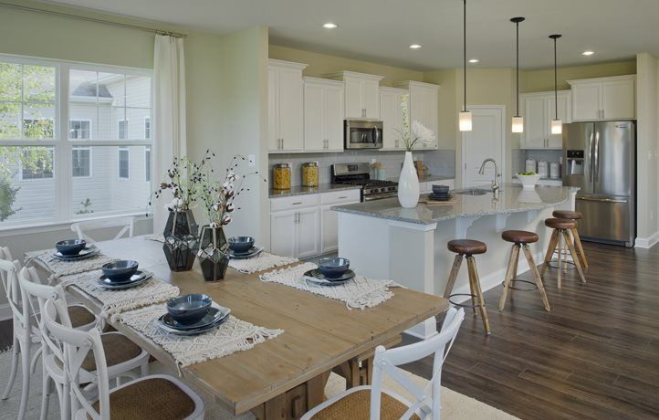 Kitchen featured in the Dover By Lennar in Sussex, DE