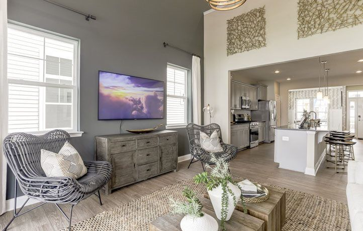 Living Area featured in the Jefferson By Lennar in Sussex, DE