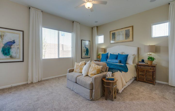Bedroom featured in the Aurora Plan 5580 By Lennar in Phoenix-Mesa, AZ