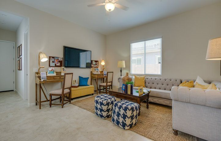Living Area featured in the Aurora Plan 5580 By Lennar in Phoenix-Mesa, AZ