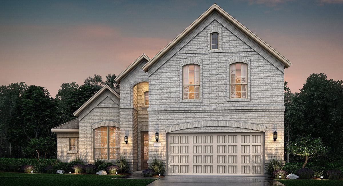 Exterior featured in the Pine Valley By Lennar in Houston, TX