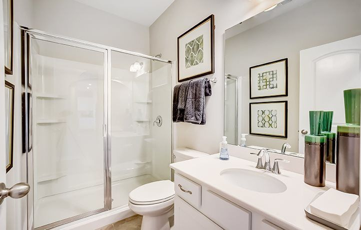 Bathroom featured in the Greenway Basement By Lennar in Charlotte, NC