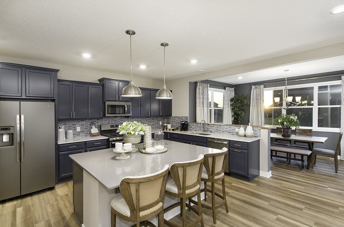 'River Pointe - The Highlands of River Pointe' by Lennar-Minnesota Homebuilding in Minneapolis-St. Paul