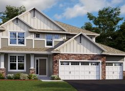 Lewis EI - River Pointe - The Highlands of River Pointe: Otsego, Minnesota - Lennar