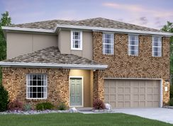 Hudson - Bryson - Highlands and Claremont Collection: Leander, Texas - Lennar