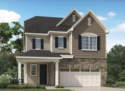 Somerset II - Tryon - Sterling Collection: Wake Forest, North Carolina - Lennar