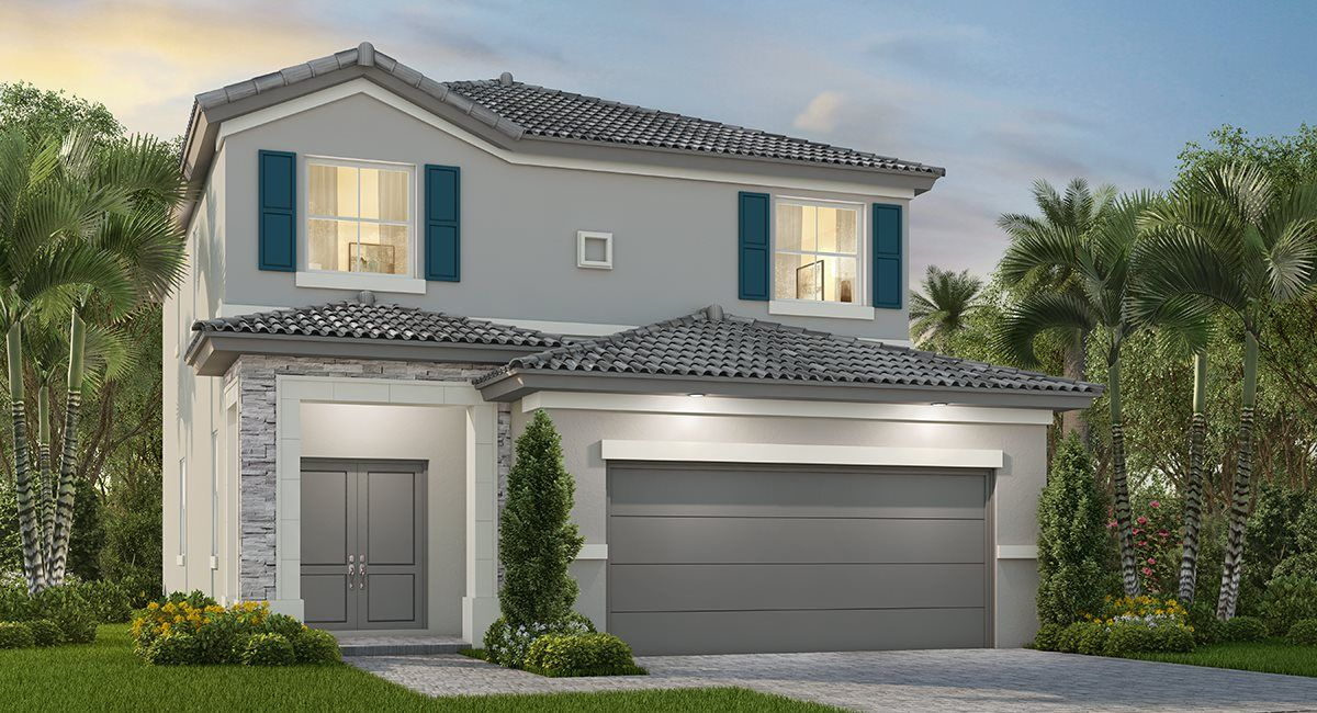 'The Riviera - Costa Collection' by Lennar - SE Florida in Miami-Dade County