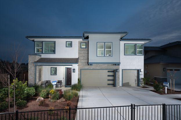 Residence 3487 Model Home