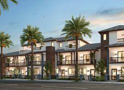 MODEL CA SKYVIEW - Urbana - 2-Story Townhomes: Doral, Florida - Lennar