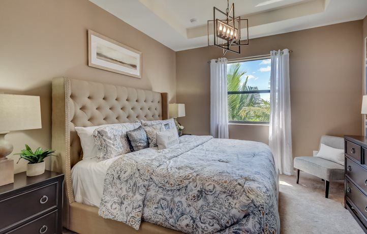 Bedroom featured in the Gavelston By Lennar in Miami-Dade County, FL