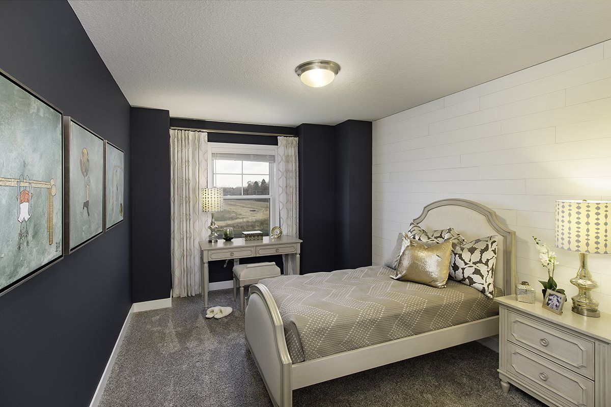 'Bridlewood Farms - Colonial Manor Collection' by Lennar-Minnesota Homebuilding in Minneapolis-St. Paul