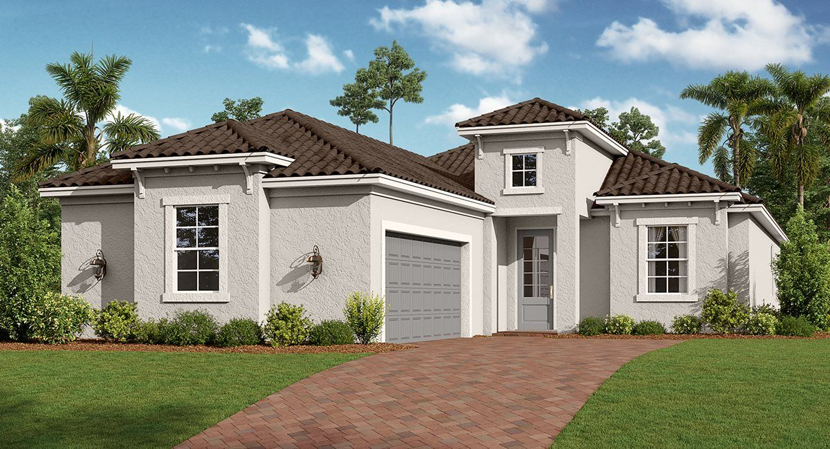Exterior featured in the Victoria By Lennar in Punta Gorda, FL