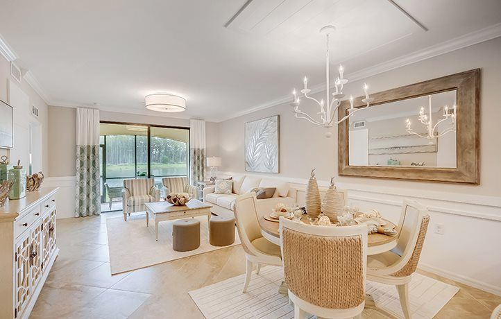 Living Area featured in the Arbor By Lennar in Punta Gorda, FL