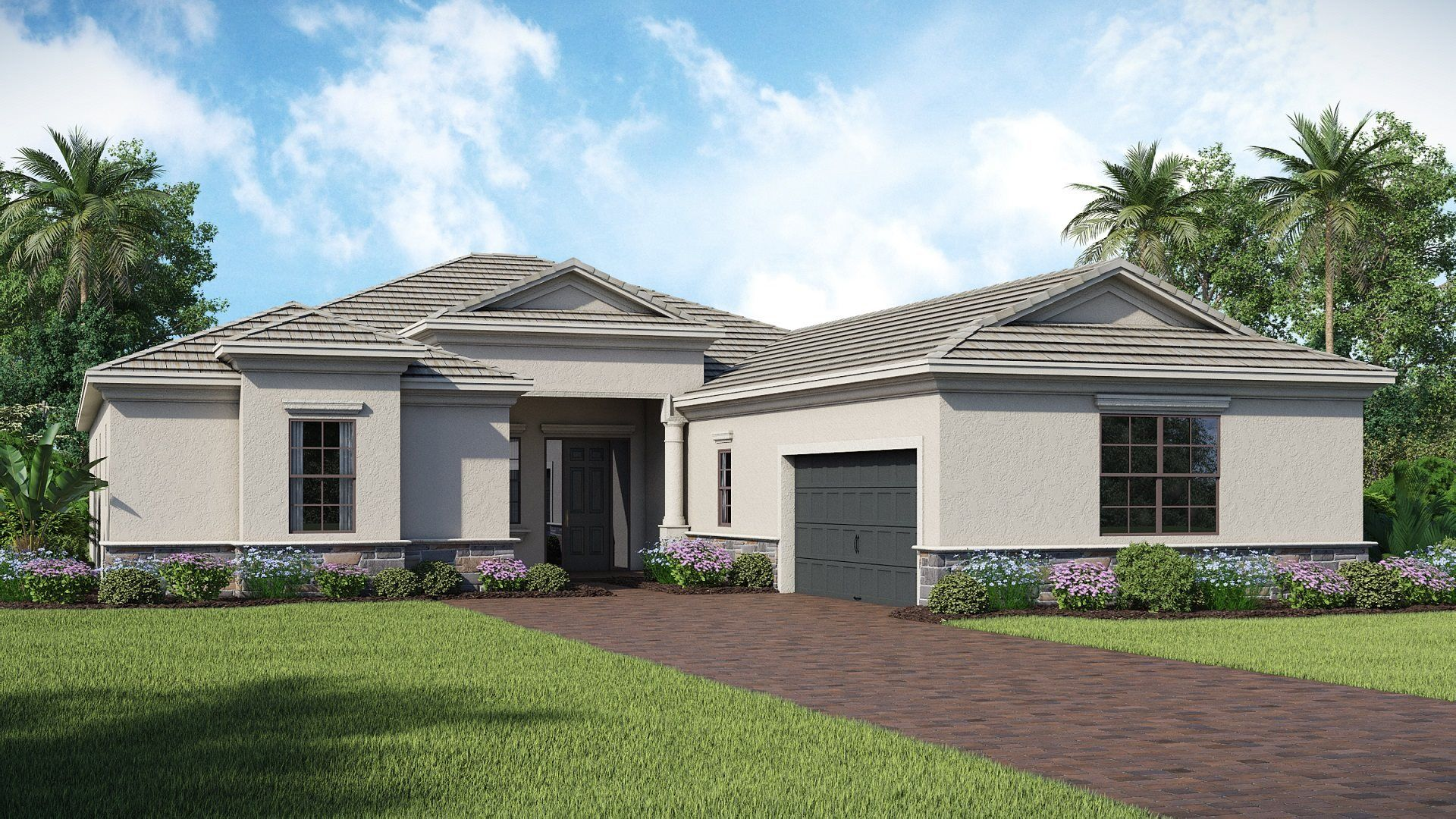 Exterior featured in the Agostino II By Lennar in Sarasota-Bradenton, FL