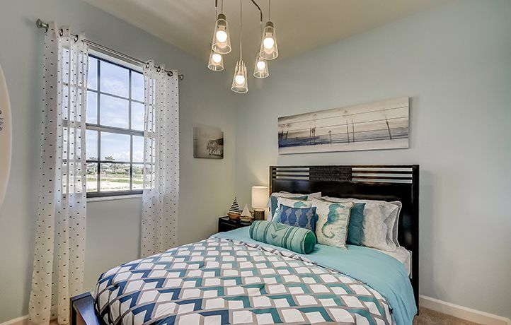 Bedroom featured in the Belmont By Lennar in Broward County-Ft. Lauderdale, FL
