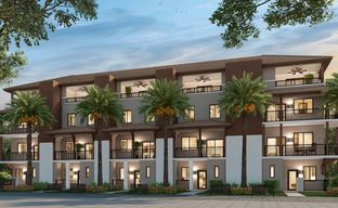 Urbana - 4-Story Townhomes by Lennar in Miami-Dade County Florida