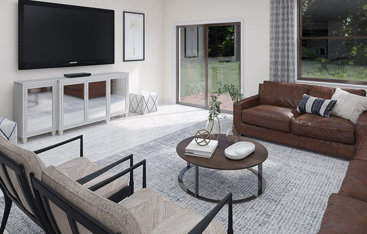 Living Area featured in the Meadow By Lennar in Miami-Dade County, FL