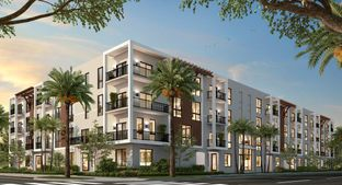 MODEL MB - Urbana - Midrise Condominium Residences: Doral, Florida - Lennar